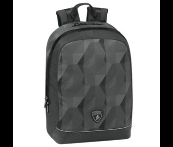 Lamborghini Backpack Black 40 cm