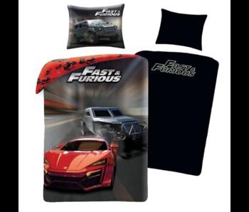The Fast and the Furious Dekbedovertrek Racing 140 x 200