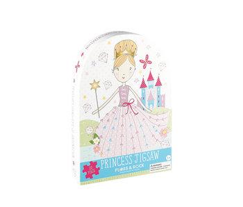 Floss & Rock Prinses Puzzel 20 st.