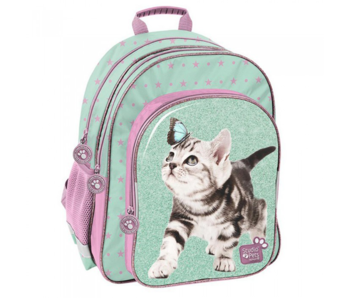 Studio Pets Backpack Kitten and Butterfly - 38 cm