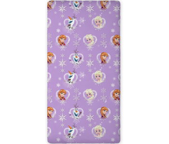 Disney Frozen Fitted sheet Elsa Anna Olaf 90 x 200