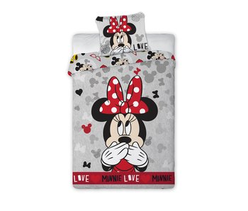 Disney Minnie Mouse Duvet cover Love 140 x 200