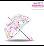 Unicorn Umbrella Sweet Dreams - ø 69 x 70 cm