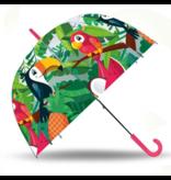 Toucan Paraplu Toekan Regenwoud - ø 69 x 70 cm