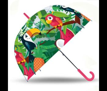 Toucan Regenschirm Tukan Regenwald - ø 69 cm