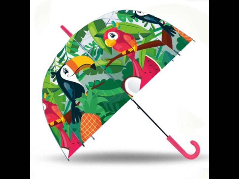 Toucan Umbrella Toucan Rainforest - ø 69 x 70 cm
