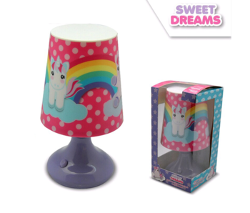 Unicorn Lampe de table 18 cm