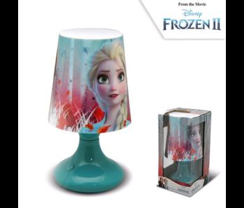 Disney Frozen Tafellamp 18 cm