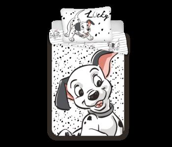 Disney 101 Dalmatiërs BABY Dekbedovertrek Lucky 100 x 135 cm