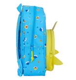 Baby Shark Rugzak - 33 x 27 x 10 cm - Polyester