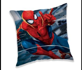 SpiderMan Kussen Jump 40 x 40 cm