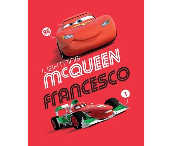 Disney Cars Fleecedecke Lightning McQueen 100 x 150 cm