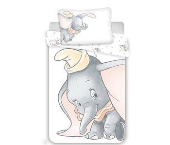 Disney Dumbo baby dekbedovertrek 100 x 135 cm 40 x 60 cm