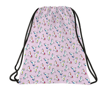BackUP Gymbag Unicorn - 45 x 35 cm
