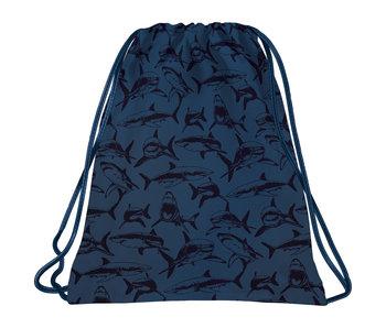 BackUP Gymbag Shark - 45 x 35 cm