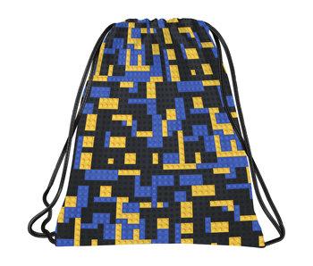 BackUP Gymbag Bricks - 45 x 35 cm