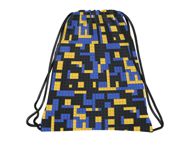 BackUP Briques Gymbag - 45 x 35 cm - Polyester