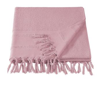 De Witte Lietaer Hammam beach towel with tassels Fjara zephyr 100x180