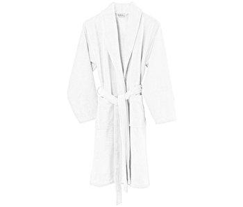 De Witte Lietaer Badjas Gentle - Large - Heren - Katoen Polyester