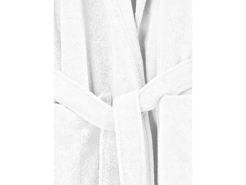De Witte Lietaer Peignoir Felicia - Moyen - Femme - Coton Polyester