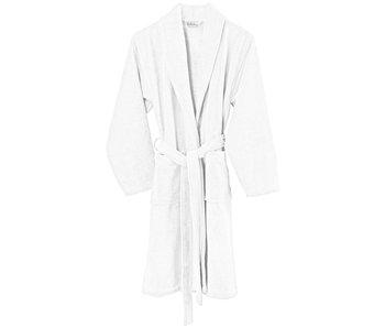 De Witte Lietaer Bademantel Felicia - Large - Damen - Baumwolle Polyester