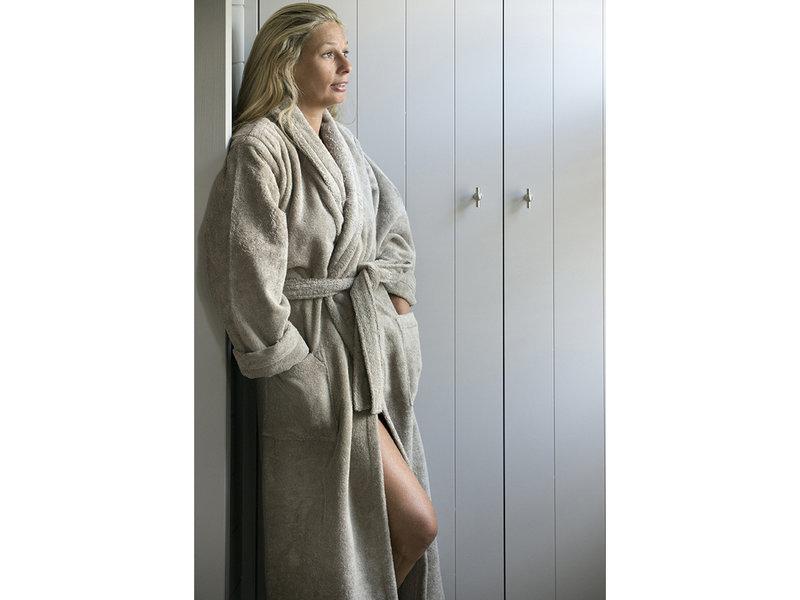 De Witte Lietaer Peignoir Etrusk - Petit - Unisexe - Coton