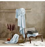 De Witte Lietaer Fleece plaid Cozy - 150 x 200 cm - Ice blue