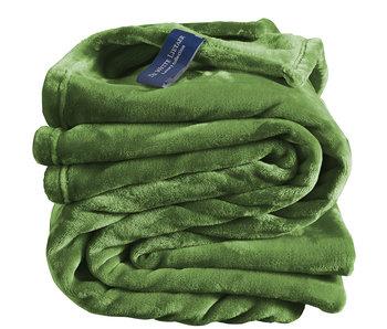 De Witte Lietaer Fleeceüberwurf Gemütlicher 150x200 Kaktus 100% Polyester