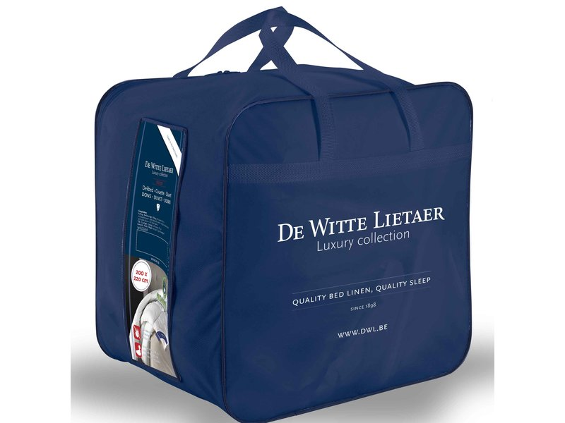 De Witte Lietaer Duvet Ducky - Lits Jumeaux - 240 x 220 cm - Down filling