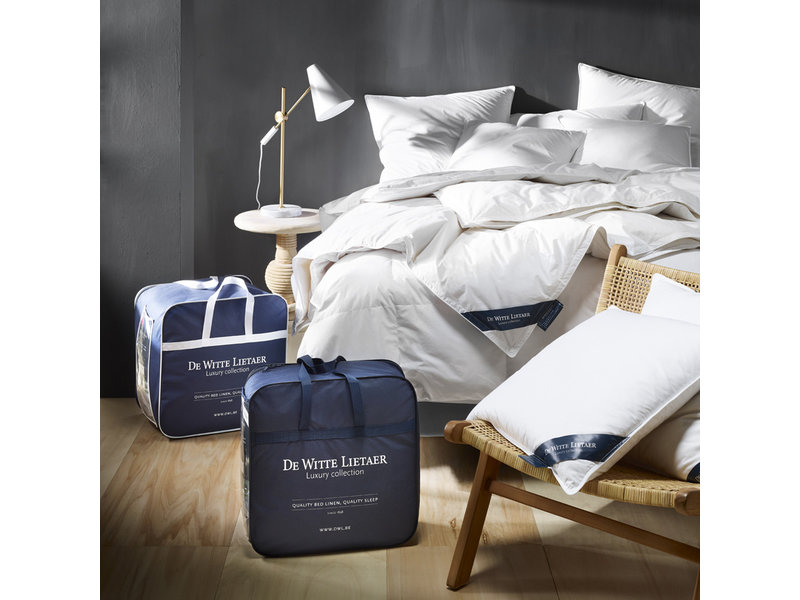 De Witte Lietaer Duvet Ducky 4 Seasons - Hotel size - 260 x 220 cm - Down filling