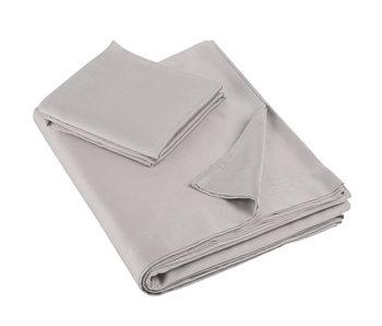 De Witte Lietaer Single sheet set Olivia 180x280 + 60x70 satin cotton