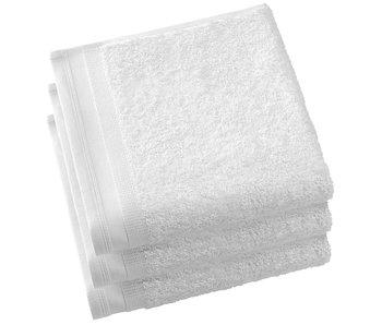 De Witte Lietaer Handdoeken Contessa White 50 x 100 cm - 3 st.