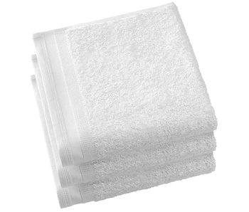 De Witte Lietaer Towels Contessa White 50 x 100 cm - 3 pcs.