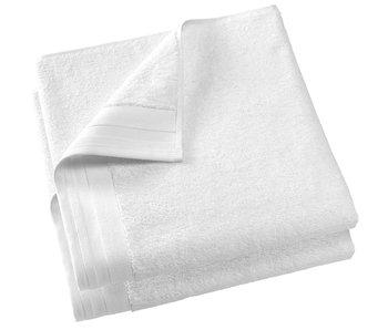 De Witte Lietaer Shower towel Contessa White 70 x 140 cm - 2 pcs.
