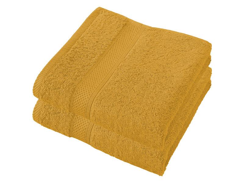 De Witte Lietaer Handdoeken Stéphanie 50 x 100 cm - 2 stuks - Katoen