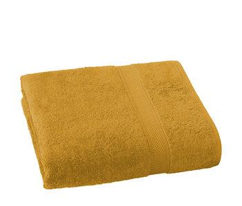 De Witte Lietaer Bath towel Stéphanie Golden Yellow 100 x 150 cm