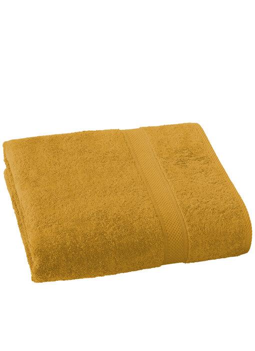 De Witte Lietaer Badlaken Stéphanie Golden Yellow 100 x 150 cm