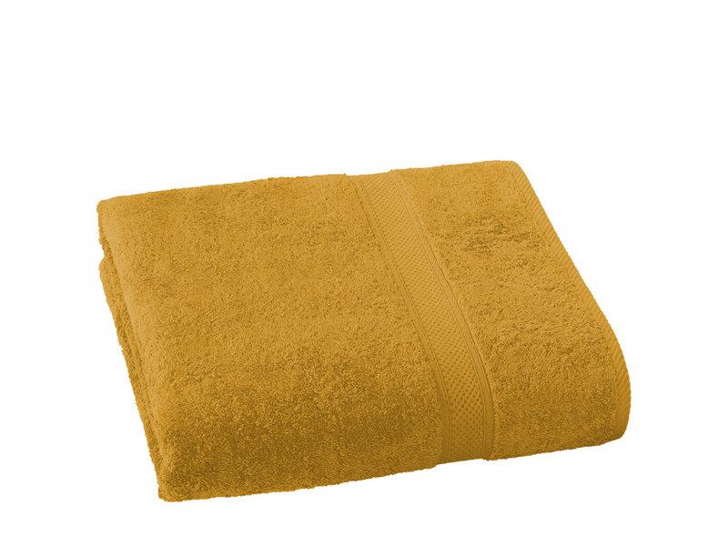 De Witte Lietaer Serviette de bain Stéphanie Golden Yellow - 100 x 150 cm - Coton