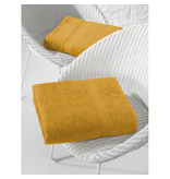 De Witte Lietaer Bath towel Stéphanie Golden Yellow - 100 x 150 cm - Cotton