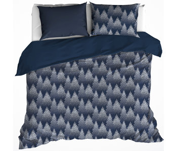 De Witte Lietaer Duvet cover Cotton Flannel Forest by Night 260 x 240 cm
