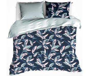 De Witte Lietaer Duvet cover Cotton Mowgli Pastel Blue 240 x 220 cm