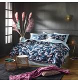 De Witte Lietaer Duvet cover Cotton Mowgli - Lits Jumeaux - 240 x 220 cm - Blue