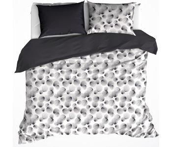De Witte Lietaer Bettbezug Baumwolle Aileen Dark Sapphire 200 x 200/220 cm