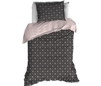 De Witte Lietaer Bettbezug Baumwolle Satin Primerose Violet Ice 140 x 200/220 cm