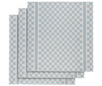 De Witte Lietaer Theedoek Groom-A Oxyde 3 stuks 65 x 70 cm
