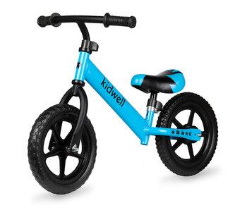 Kidwell Vélo d'équilibre Rebel 12 pouces bleu