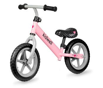Kidwell Rebel loopfiets 12 inch roze