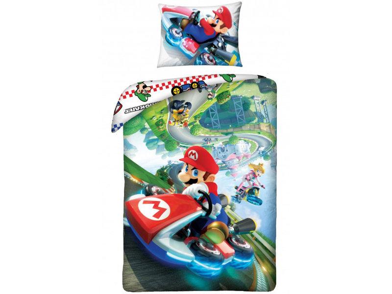 Nintendo Duvet cover Super Mario - Single - 140 x 200 cm - Cotton