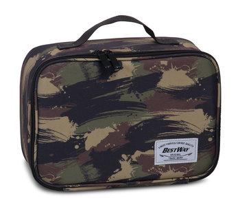 Bestway Koeltasje Camouflage 25 x 18 x 10 cm - PVC