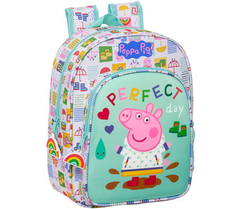 Peppa Pig Rugzak Perfect Day 34 x 26 cm